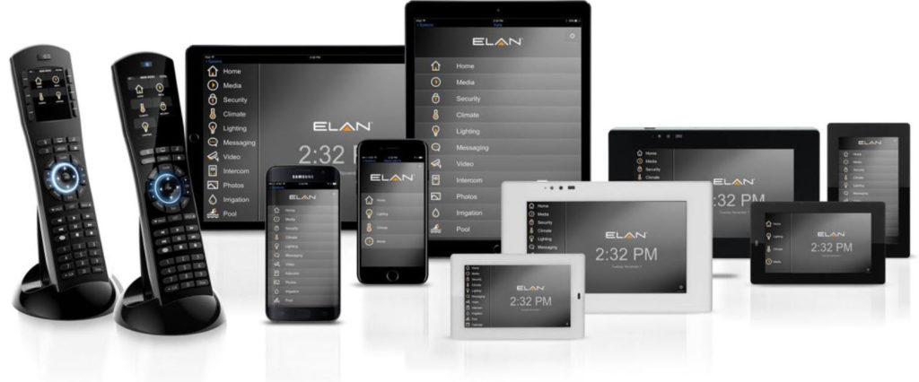 Elan Smart Home Controls