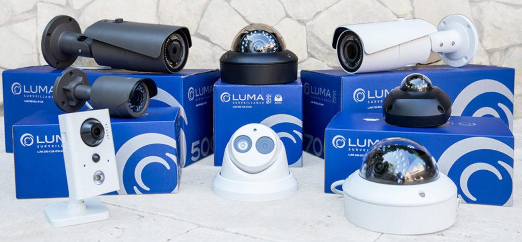 LUMA Surveillance Cameras
