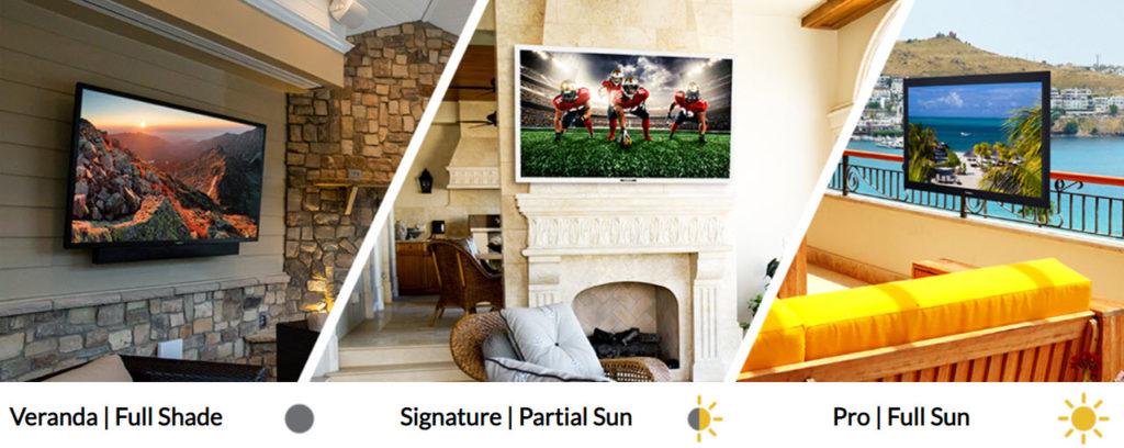 SunBrite Outdoor TVs